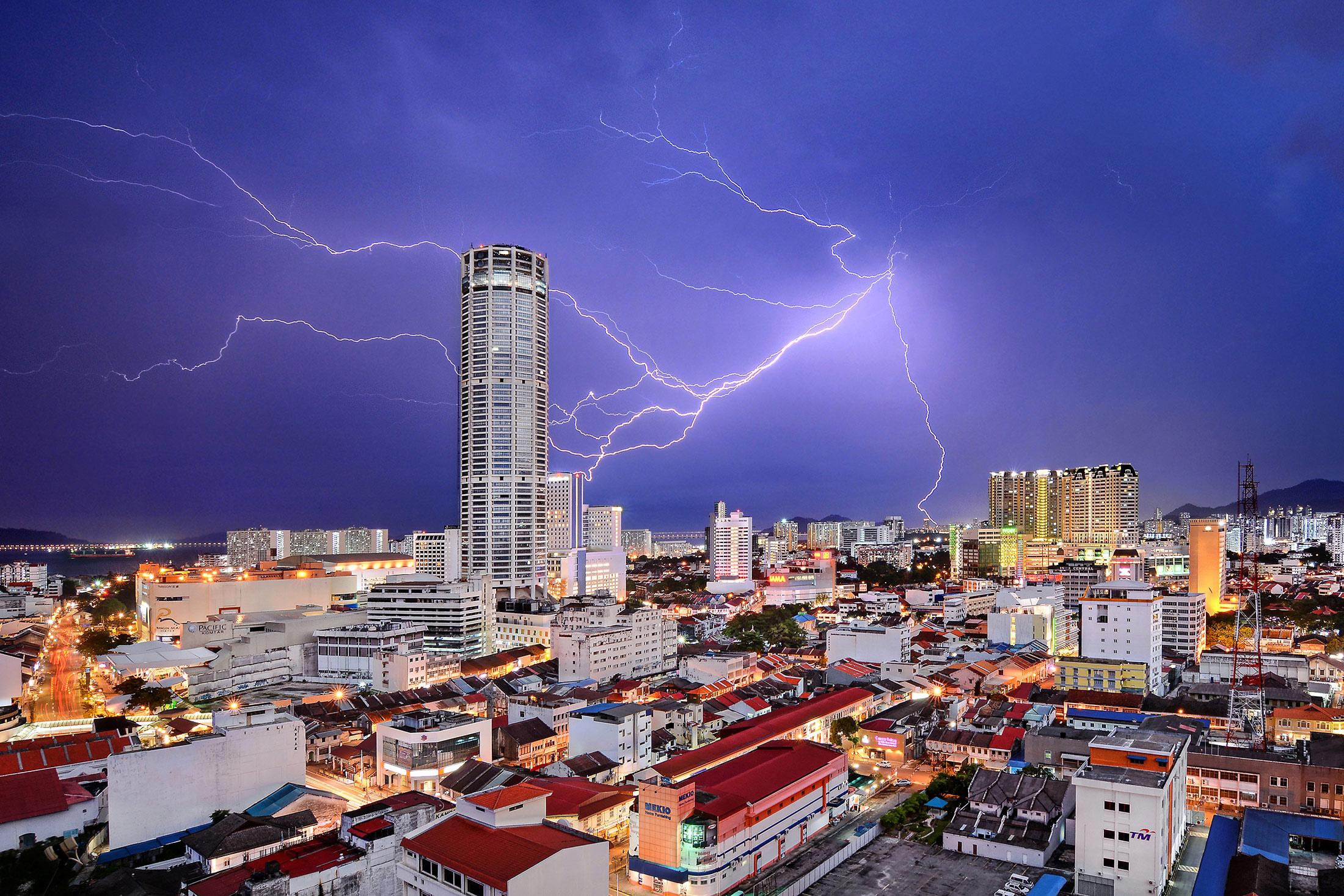 Cities Third Place: Celestial Reverie