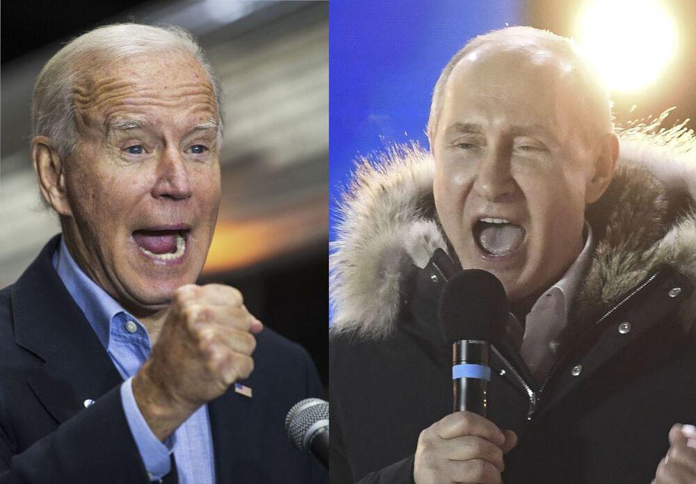 Biden-Putin Geneva Meeting Could Be a Trap - Bloomberg