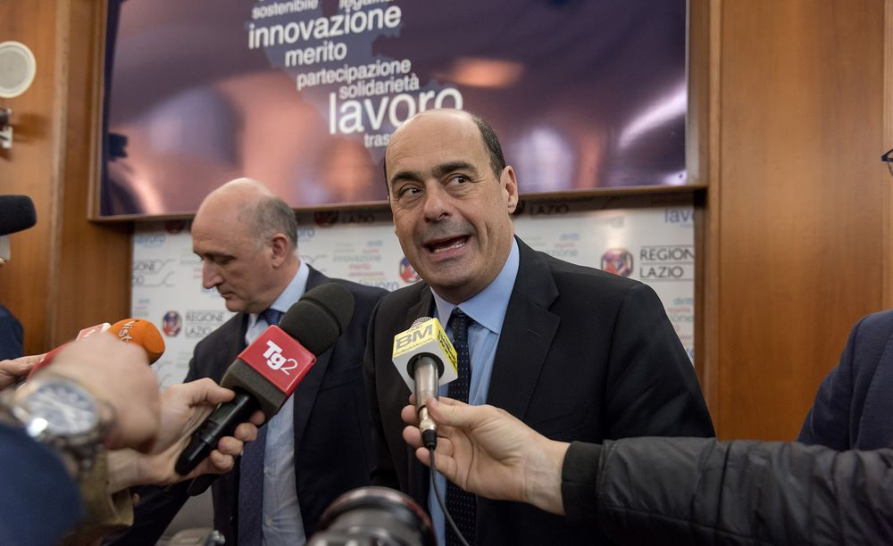 Rival to Italy Populists Seeks New Euro-Zone Budget for Jobless