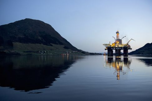 Norway Becomes Petro-State as Investors Balk at Hidden AAA Risks