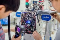 relates to South Korea's Robots Are Both Friends and Job Killers