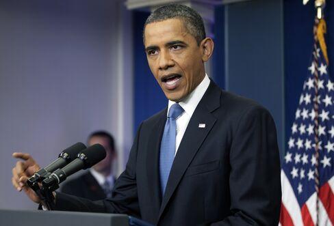 Barack Obama  Debt Showdown