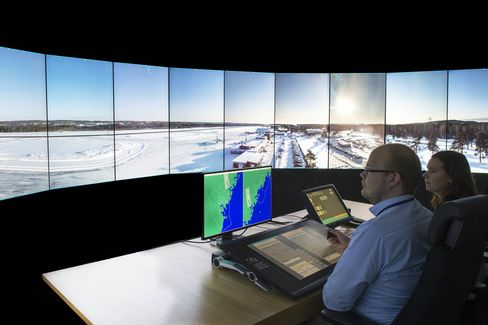 sweden air traffic