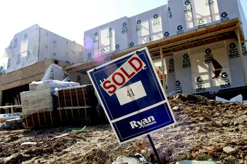 S. New-Home Sales Unexpectedly Fall to Lowest on Record
