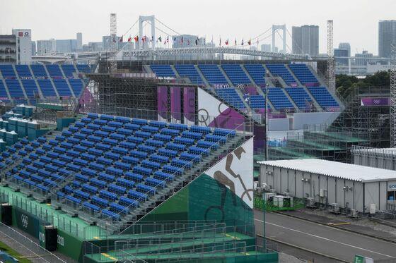 Japan Plans Tokyo Virus Emergency During Olympics, NHK Says