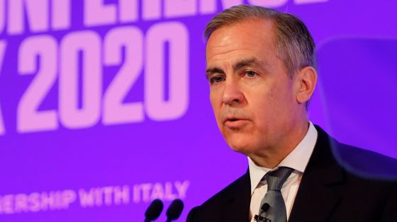Carney, Lagarde Tell Finance to Get Serious About Climate Change