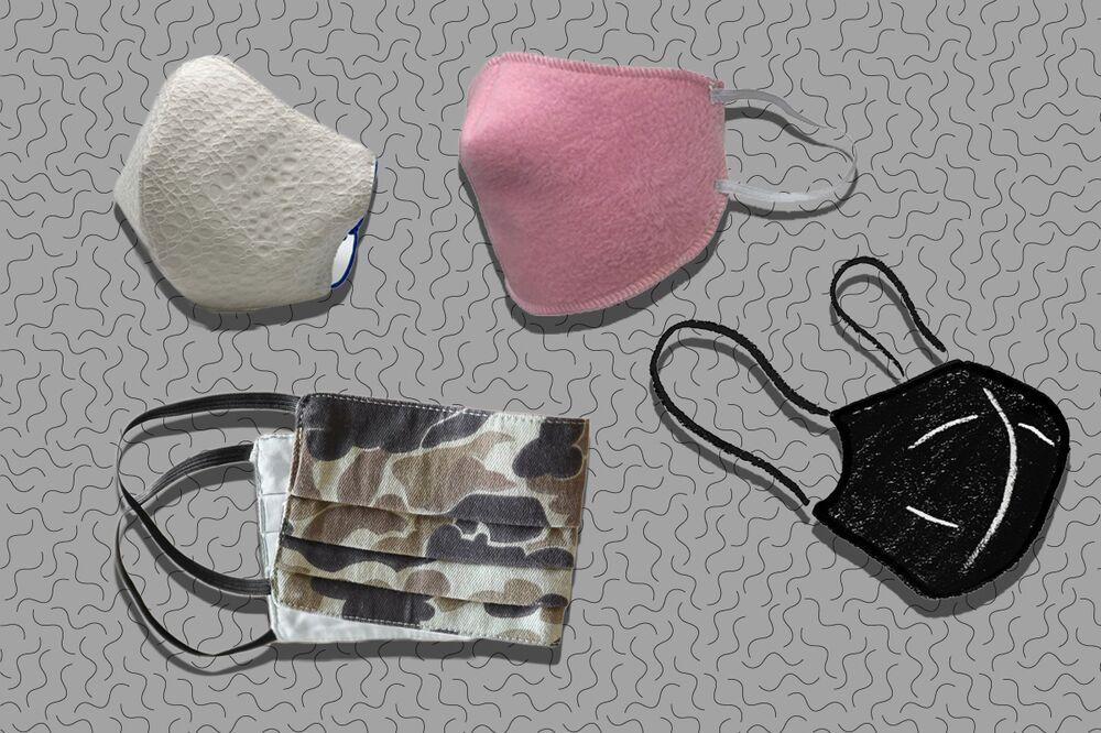 Where to Buy a Coronavirus Mask? Designers Sense an Opportunity - Bloomberg