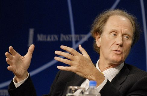 TPG Capital founding partner David Bonderman