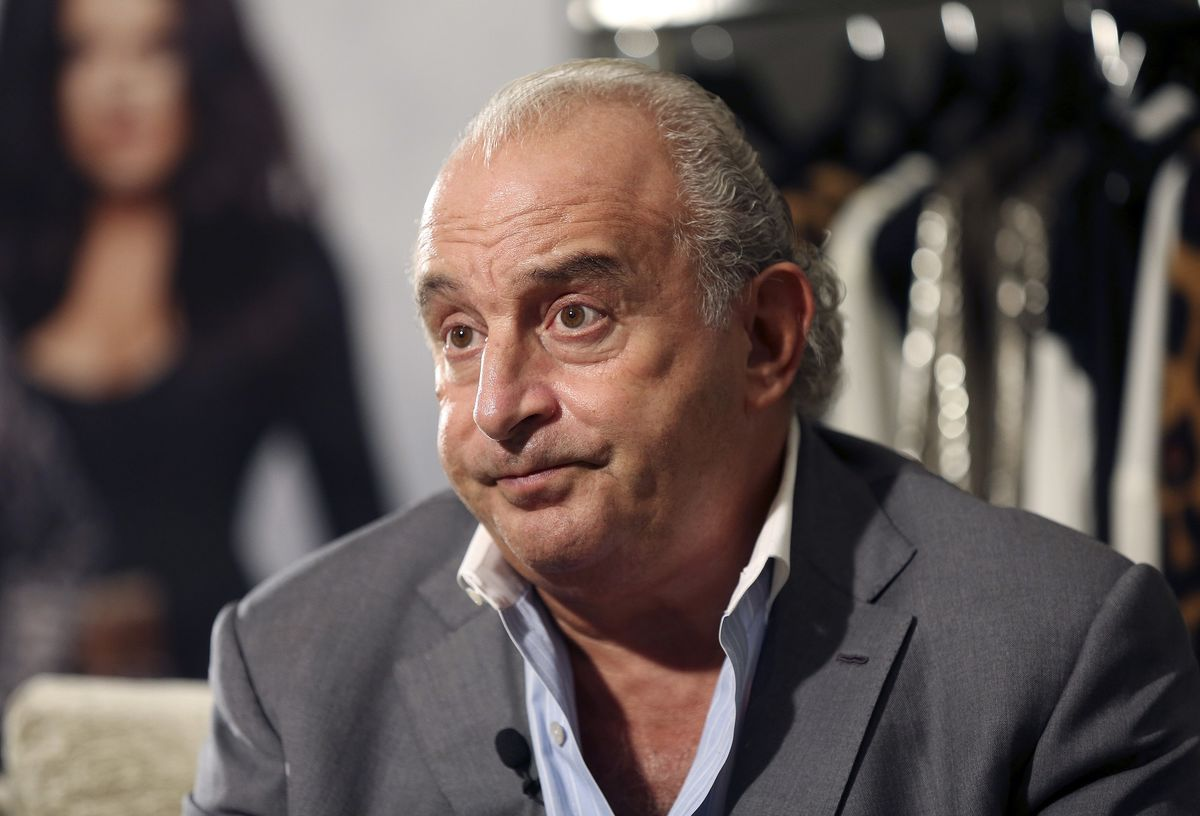 Philip Green's Arcadia Collapsed Owing $1.1 Billion to Creditors