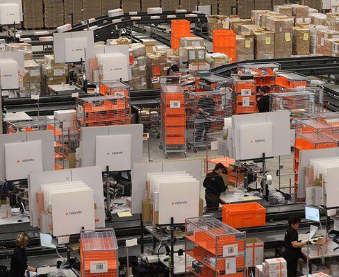 Zalando Logistics Center