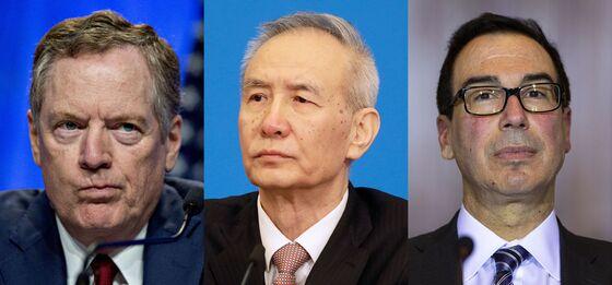 U.S. Sees Trump-Xi Meeting Soon as Lighthizer Arrives in Beijing