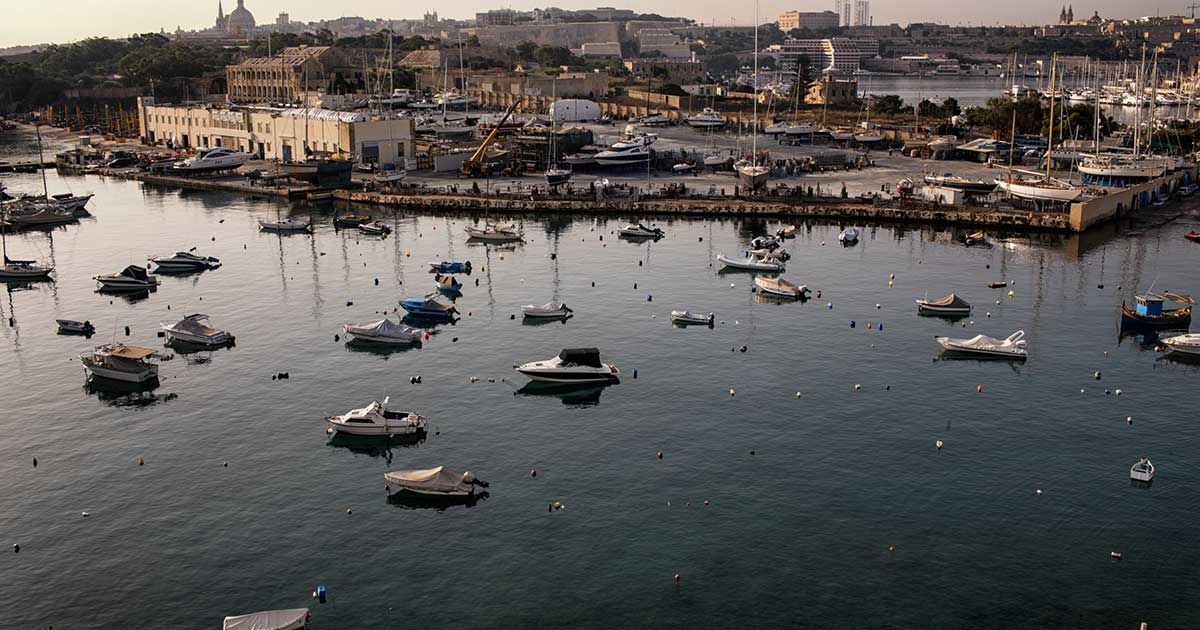 Why the EU Is Furious With Malta - Bloomberg