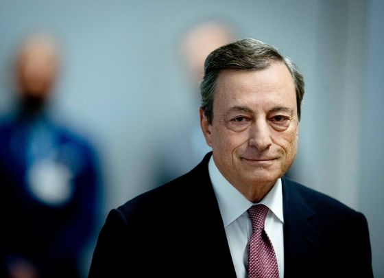 If Italy Behaves Itself, Mario Draghi's Parting Gift for Europe May Be a Rate Hike