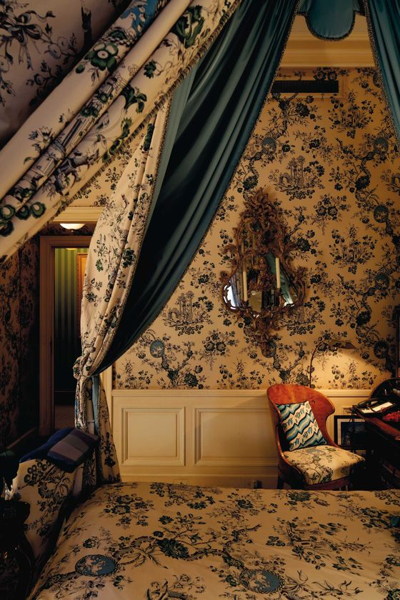 John Gutfreund's Decor, Once a Symbol of Excess,Could Fetch $7 Million