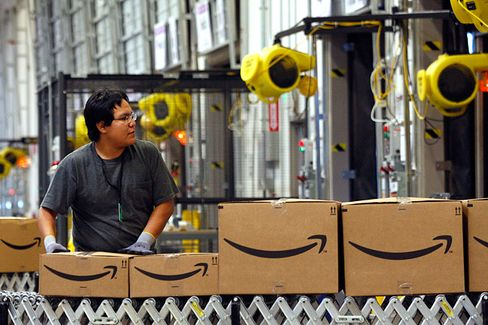 EBay and Amazon Eye Same-Day Delivery