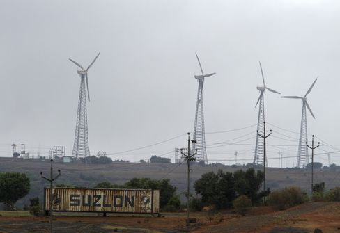 Suzlon Wind Farm