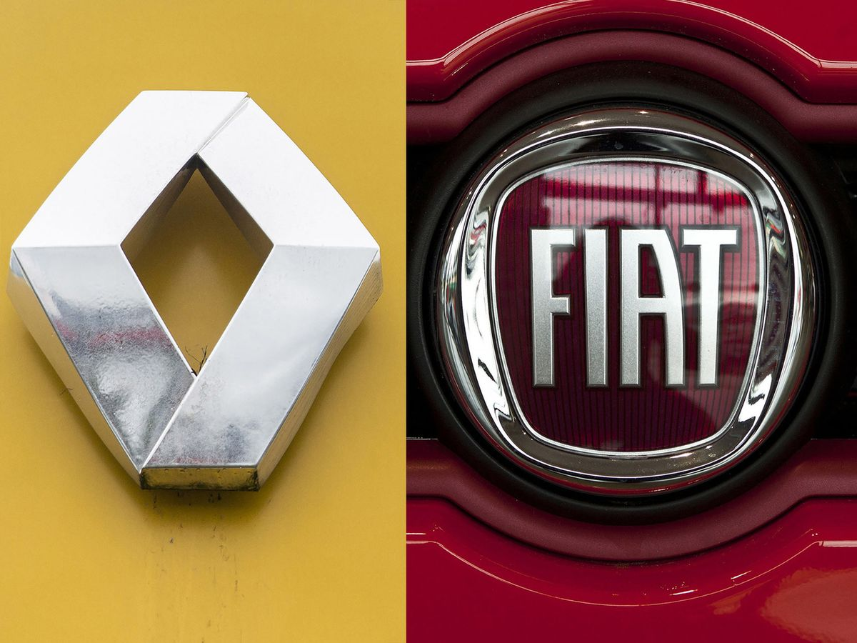Fiat-Renault Talks End in Blame Game as Path to Merger Narrows