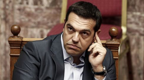 Lawmakers Votes On Bailout Deal In Greek Parliament