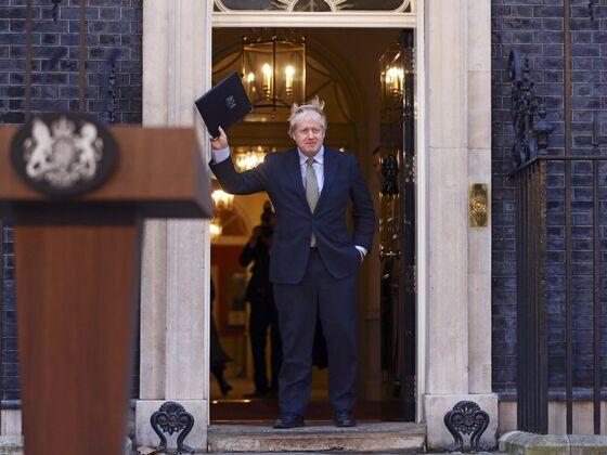 Victorious Johnson Pledges Prosperity, Growth, Hope: U.K. Votes