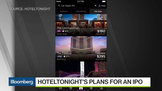 How HotelTonight Went From Burning Millions to Planning an IPO