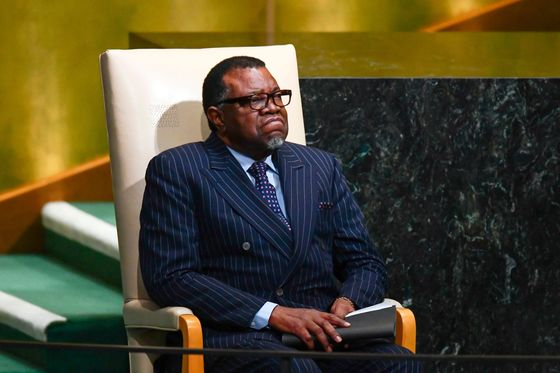 Namibia Commits to Rand Peg as Economy Limps Out of Slump