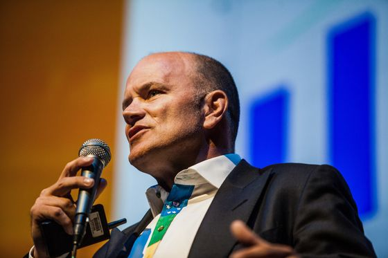 Michael Novogratz Calls a Bottom in the Crypto Market
