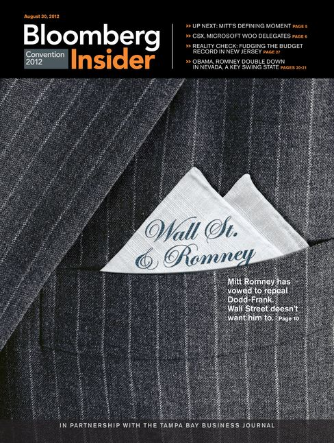 Bloomberg Insider Convention Magazine, Aug. 30 Edition - Termina