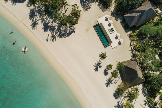 Airbnb's New Luxe Tier Includes a $1 Million Polynesian Island