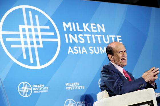 Milken Conference Returns as In-Person Event After Going Virtual
