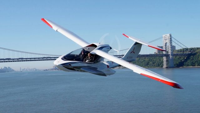 The Icon A5 Is the Closest Thing to a Flying Car You Can Buy Today
