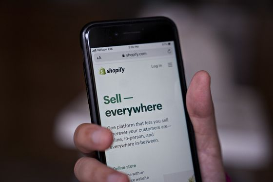 Shopify Sees 'Paradigm Shift' as Black Friday Approaches