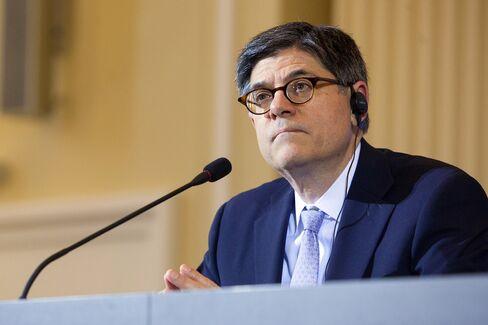 U.S. Treasury Secretary Jacob J. Lew