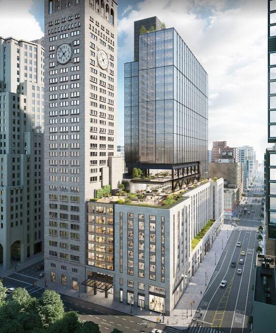 SL Green Scores $1.25 Billion Loan for Manhattan Skyscraper