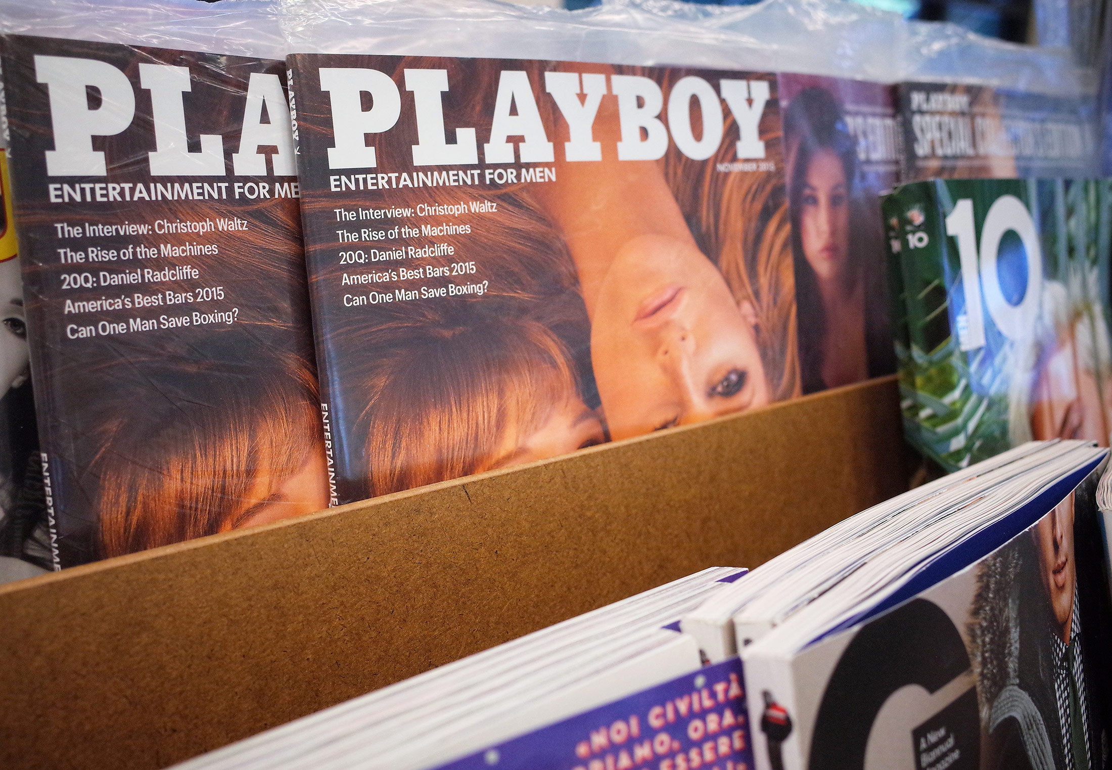 Playboy Can Block Links To Celebrity Pictures Eu Court Says Bloomberg