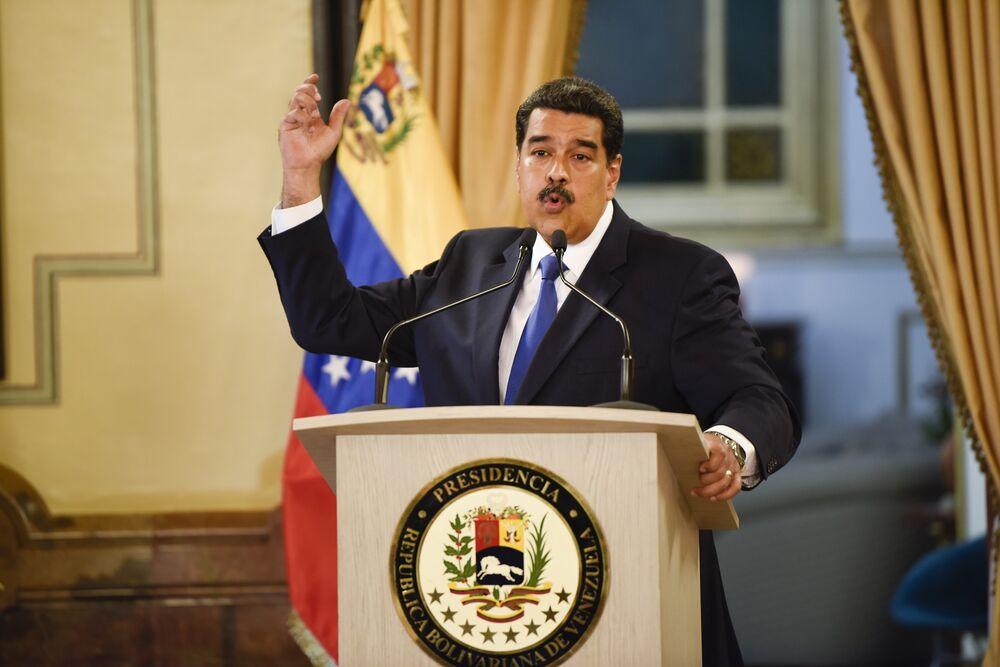 IMF Prepares for Maduro's Exit as Cash Shortage Bites