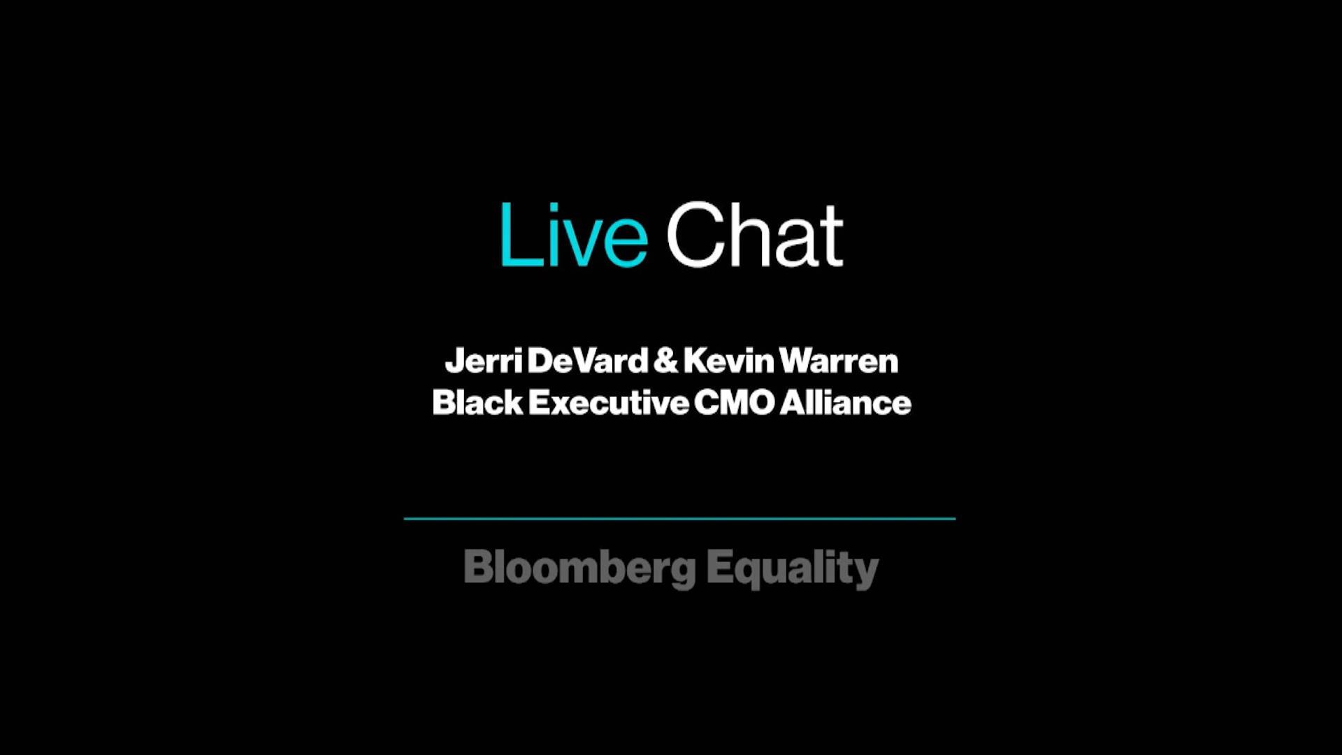 Black in Focus: Jerri DeVard and Kevin Warren, BECA