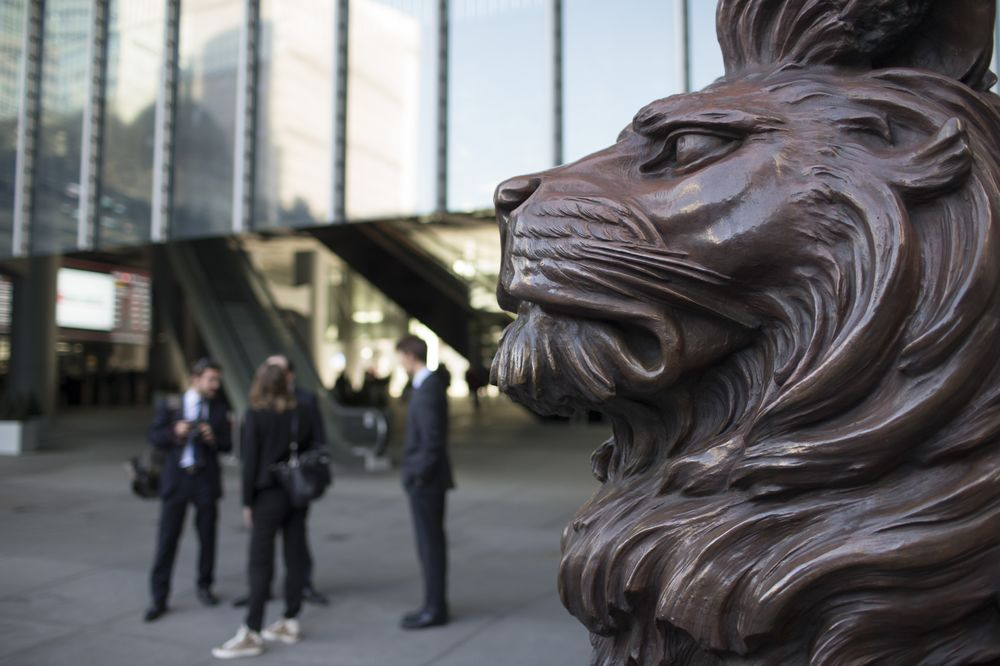 HSBC Earnings: Costs Remain Challenge as Revenue Climbs - Bloomberg