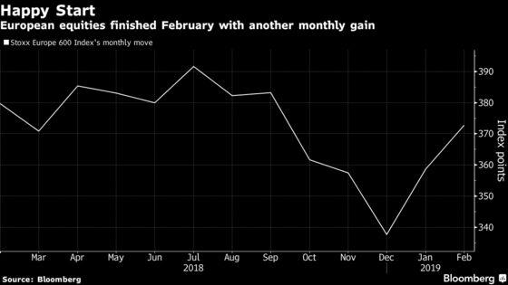 European Stocks Rise as Automaker, Luxury Shares Climb on China