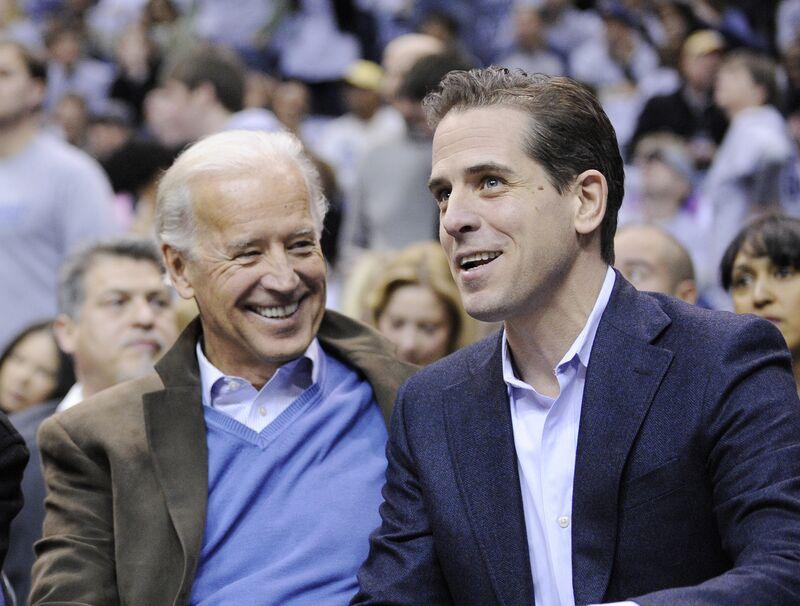 New York Post Story On Hunter Joe Biden Spreads Widely Despite Censorship Claim Bloomberg