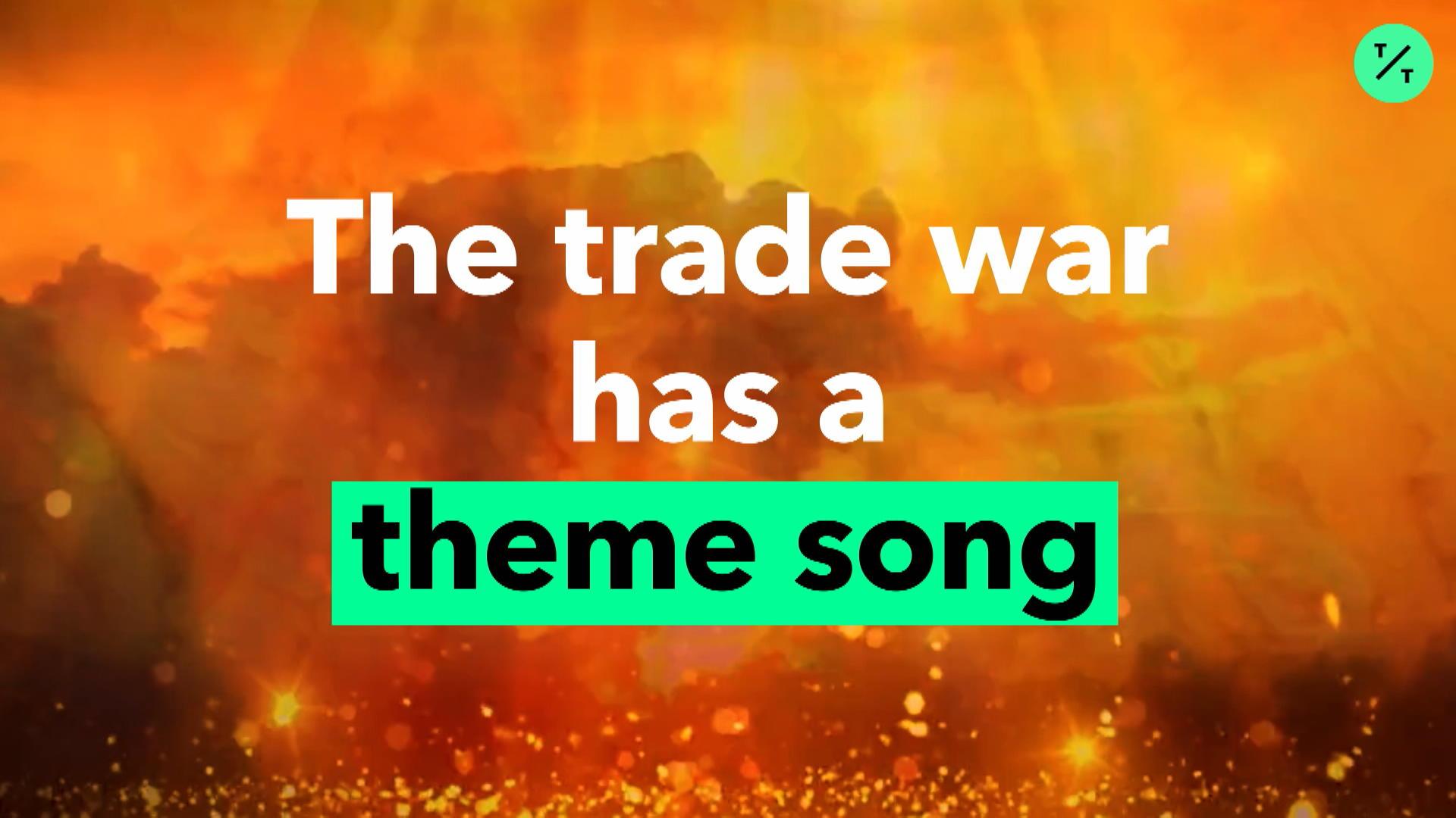 China-US Trade War Song Goes Viral on Weibo - Bloomberg