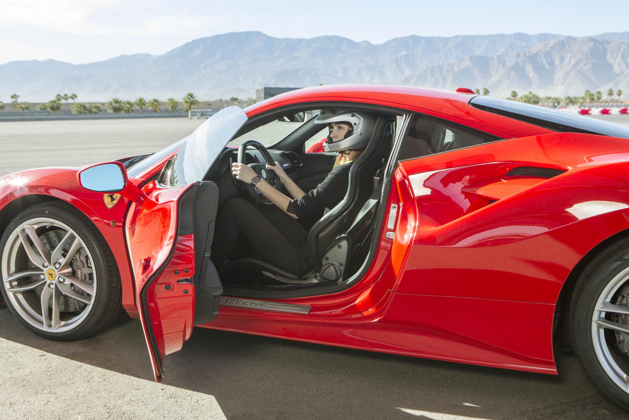 Ferrari Corso Pilota Racetrack Driving Courses Bloomberg