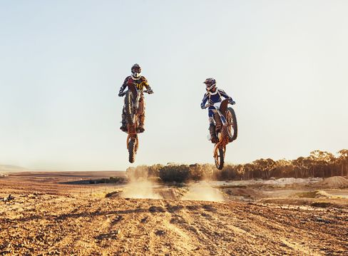 It's worth spending as much time as you can practicing in all riding conditions.