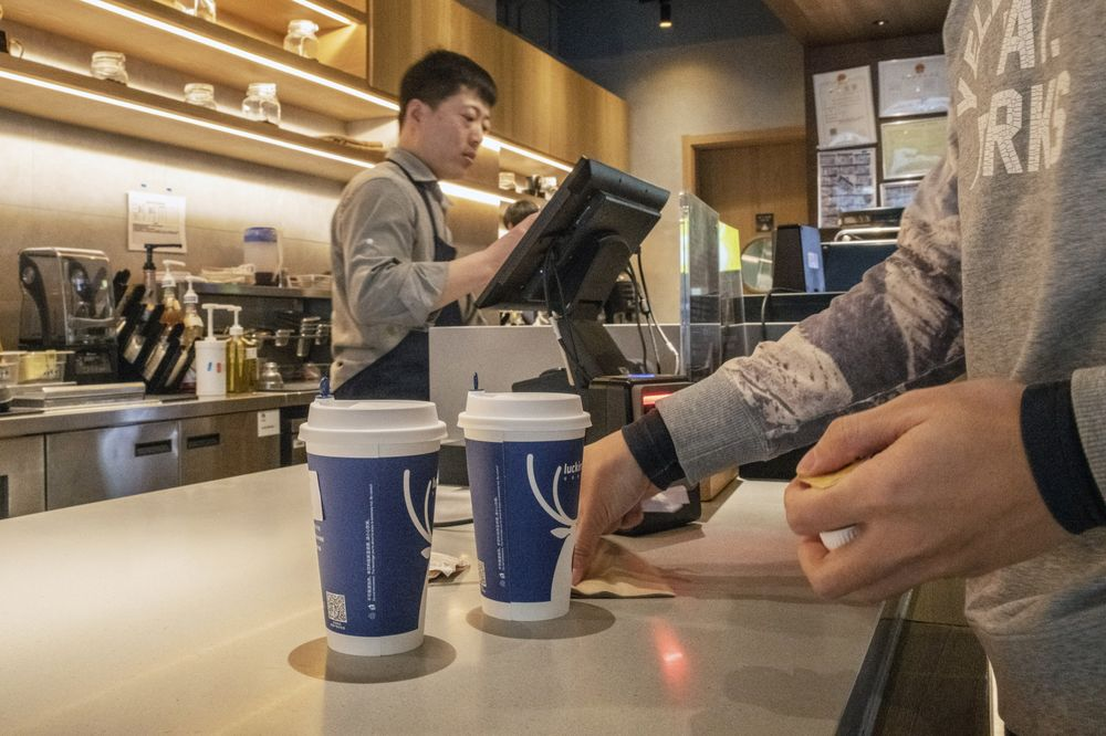 China's Starbucks Challenger Files for U.S. IPO