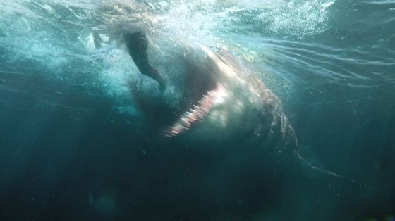 'The Meg' Takes Bite Out of 'Mission: Impossible' in Debut