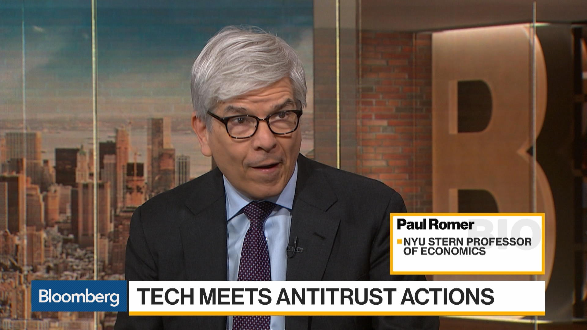 Tech Meets Antitrust Actions