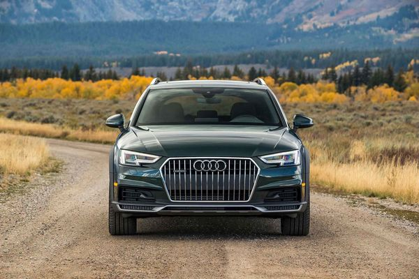 Audi A Allroad Quattro Station Wagon Review Bloomberg - Where are audis made