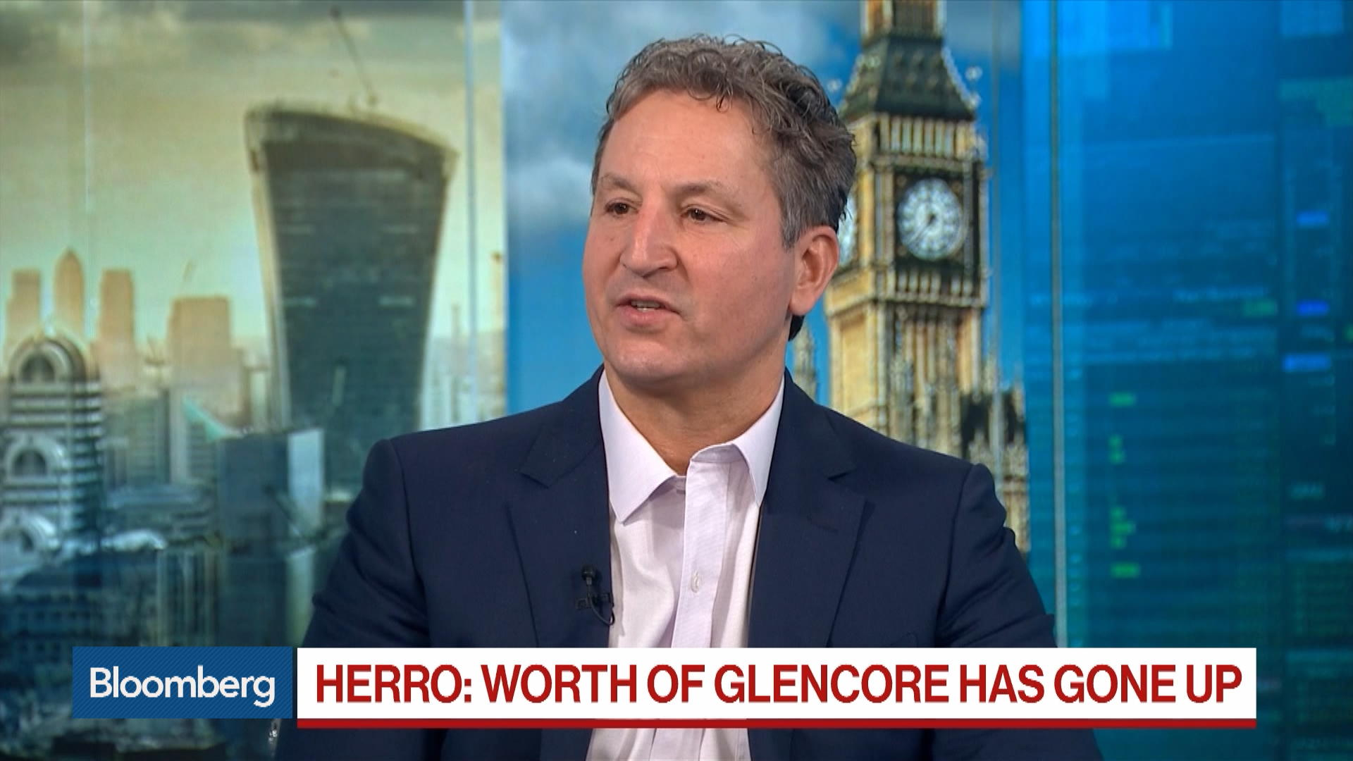 Glencore's Valuation 'Far Too Low Today,' Herro Says