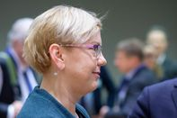 EU Agriculture And Fisheries Ministers Meeting