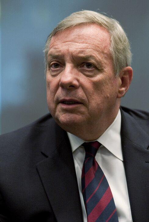 Illinois Senator Richard Durbin