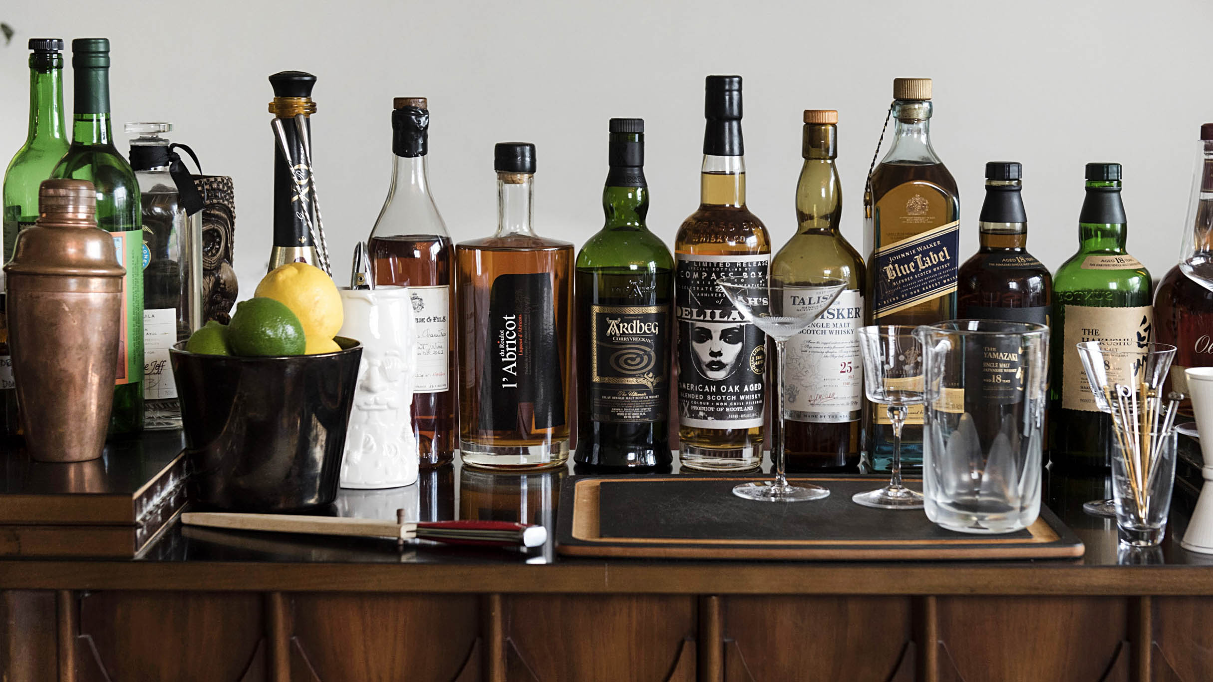 Why Your Home Bar Needs A Anese Twist